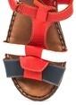 Riccardo Colli %100 Deri Sandalet Lacivert